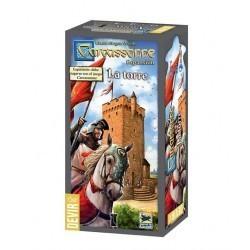 Expansión Carcassonne La Torre