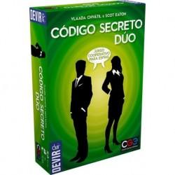 Juego código secreto duo