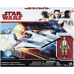 Nave Star wars A-wing Fighter