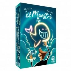 EL MAESTRO + PACK TARJETAS...