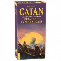Expansión Catán Piratas y...