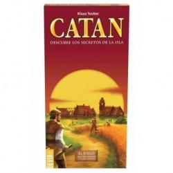 Expansión Catán 5-6 Jugadores