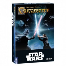 Juego Carcassonne STAR WARS