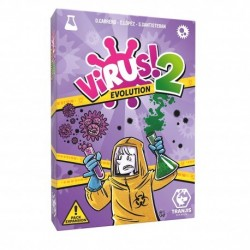 Juego cartas Virus 2