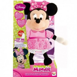 MINNIE MOUSE PELUCHE HAPPY...