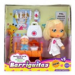 BARRIGUITAS DOCTORA EN LA...