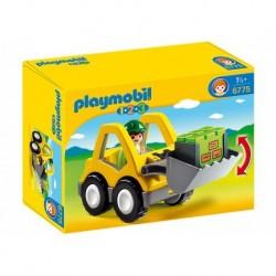 PALA MECANICA PLAYMOBIL 1.2.3