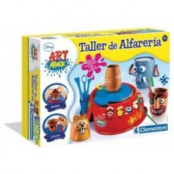 TALLER DE ALFARERIA ART ATTACK