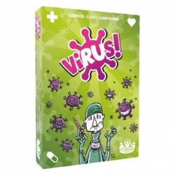 Juego Virus cartas
