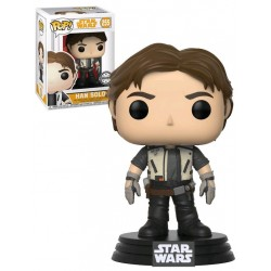 Funko exclusivo Han Solo...