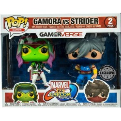 Funko Marvel Gamora vs Strider