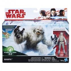 Star Wars Wampa con Luke...