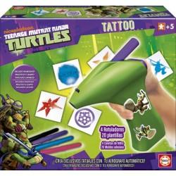 Aerografo Tatoo Tortugas Ninja