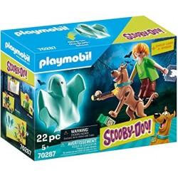 Playmobil Scooby Doo con...
