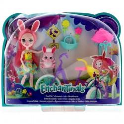 Enchantimals Bree Bunny &...