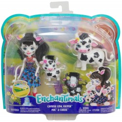 Enchantimals Cambrie Cow,...
