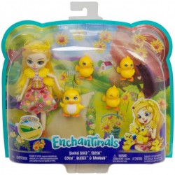 Enchantimals Dinah Duck,...