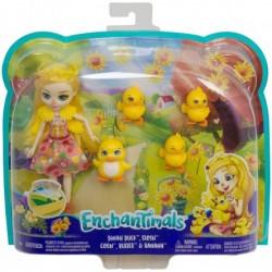 Enchantimals Dinah Duck,...