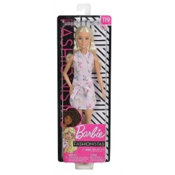Barbie Fashionistas vestido...