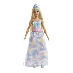 Barbie princesa Dreamtopia...