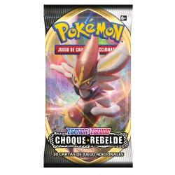 Sobre Pokemon Choque rebelde