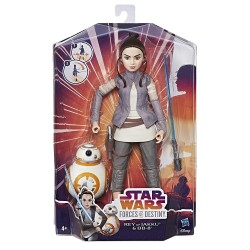 Muñeca Disney Star wars Rey...