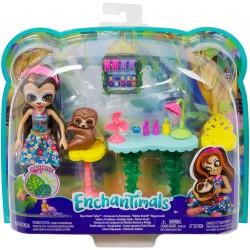 Muñeca enchantimals Sela...