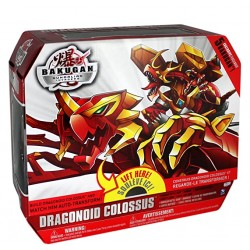 BAKUGAN DRAGONOID COLOSUS