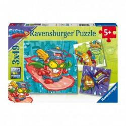 PUZZLE 3X49 SUPERZINGS...