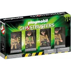 Playmobil set 4 figuras...