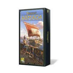 Expansión 7 Wonders Armada...