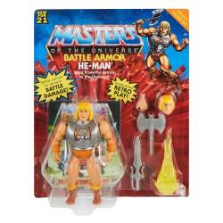 Figura He-Man deluxe...
