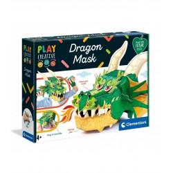 Mascara de Dragón
