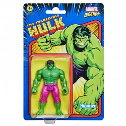 Figura Hulk Marvel retro