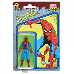 Figura Spiderman retro Marvel