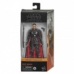 Star wars Moff Gideon black...