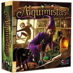 Juego Alquimistas