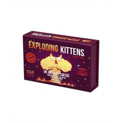 JUEGO EXPLODING KITTENS...