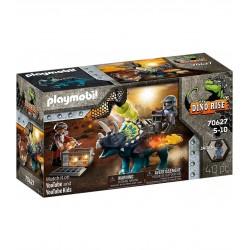 PLAYMOBIL TRICERATOPS:...