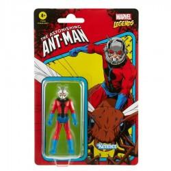 The Ant Man-Marvel Legends