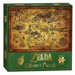 Puzzle colección The legend...