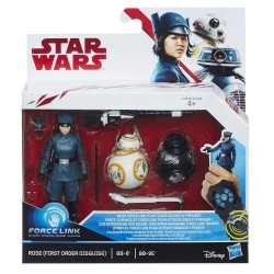 Pack 3 figuras Star wars...