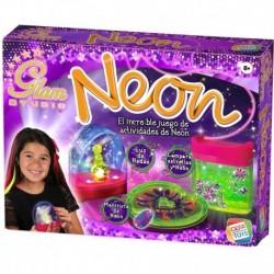 Manualidades Glam Estudio Neon