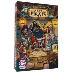 Juego mapa del Pirata