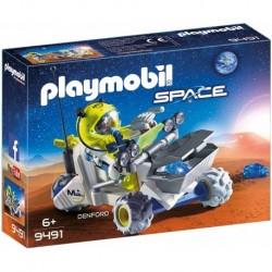 Playmobil Vehiculo espacial