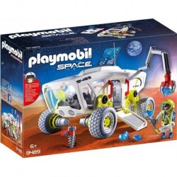 Playmobil space Vehiculo de...