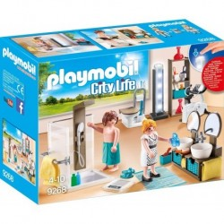 BAÑO CITY LIFE PLAYMOBIL