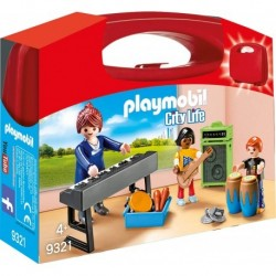 MALETIN VETERINARIA PLAYMOBIL